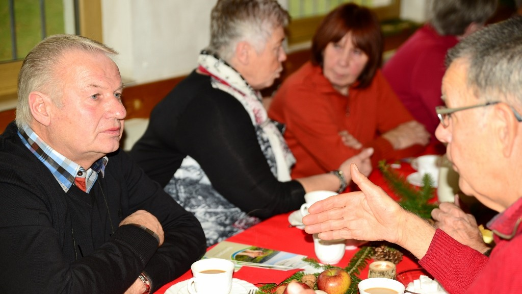 2016 | Geselliger Seniorennachmittag