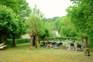 Friedhof in Bettgenhausen Foto: Wilfried Klein