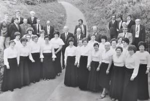 1979 | Gemischter Chor Seelbach-Bettgenhausen Archiv: Erika Schäck