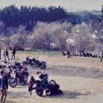 April 1984 | Das erste Motorradtreffen auf der Äppelswiss