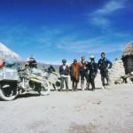 1994 | Panamericana: Paso Tambo Quemado 4680m (Bolivien-Chile)