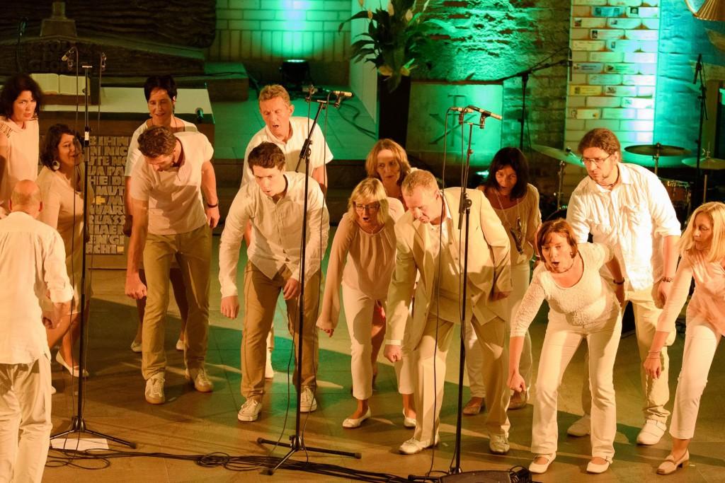 2015 | Konzert in der evangelischen Kirche in Altenkirchen