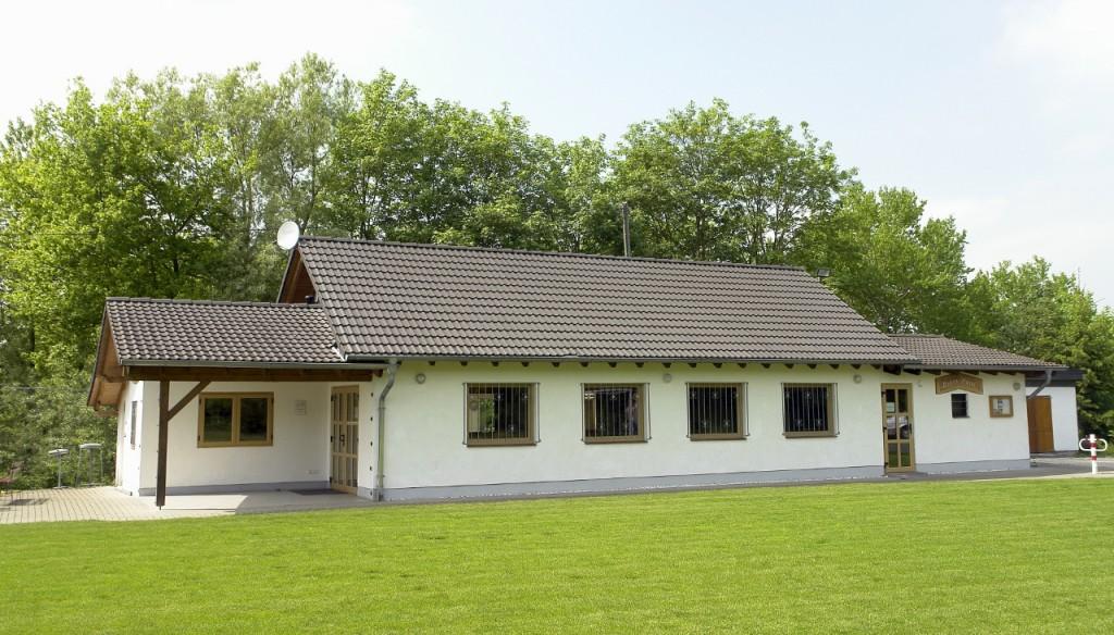 Henry-Hütte Foto: Wilfried Klein