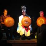 Mbira (Lamellophon)-Konzert im Roten Haus