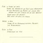 Wappenbeschreibung zum Vorschlag von Yvette Schäck