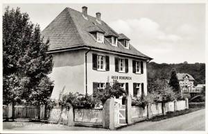 Mitte 1930er | Kindererholungsheim Westerhoff im Haus Roseneck Verlag W. Sohnius, Essen Privatsammlung Micahel Beer, Eichen