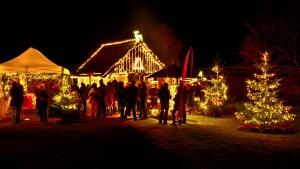 Adventstürchen 19 | Glühweinabend mit Holzofenwaffeln Foto: Y+B Schäck