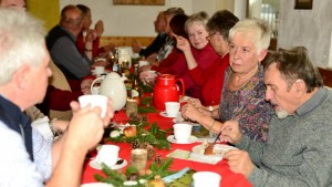 Geselliger Seniorennachmittag Foto: Burkhard Schäck