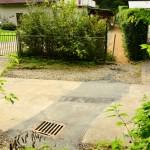 September 2017 | Straßenentwässerung abgeschlossen