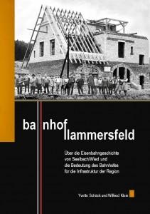 Einband der erschienenen Publikation zur Eisenbahngeschichte in der Ortsgemeinde Seelbach/Wied